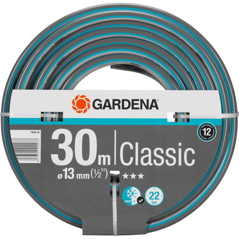 "Gardena Gartenschlauch Classic 13 mm (1/2"") 30 m bis 22 bar"