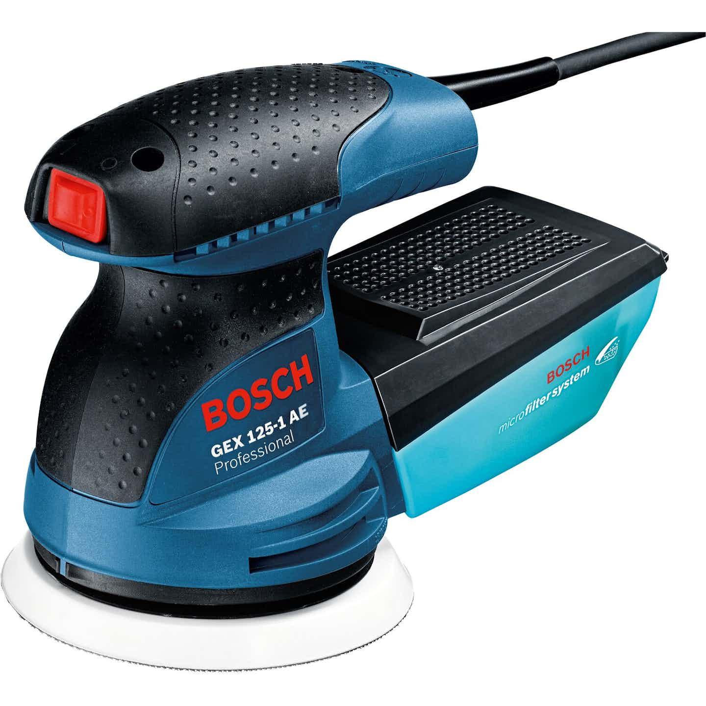 Bosch Professional Exzenterschleifer GEX 125-1 AE 250 W