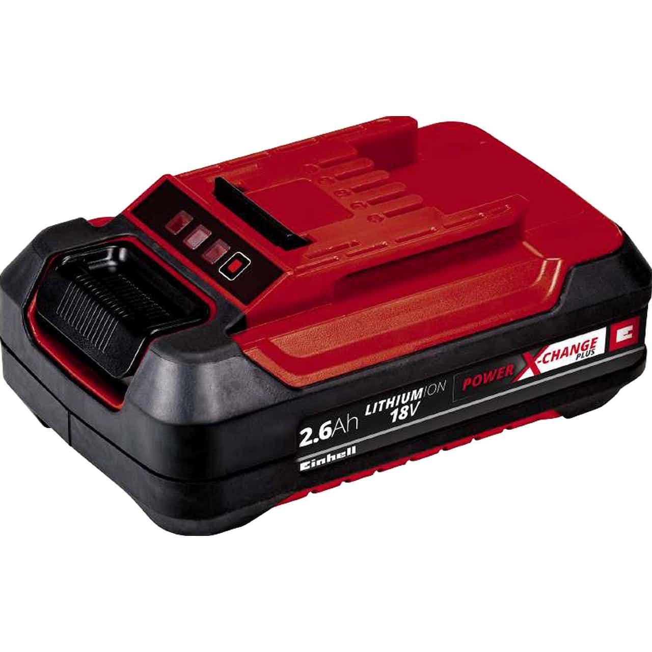 Einhell Power X-Change Akku 18 V 2,6 Ah Plus