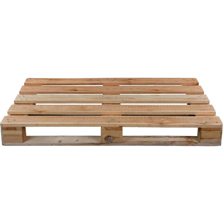 Möbelpalette Nadelholz unbehandelt 13 cm x 80 cm x 120 cm