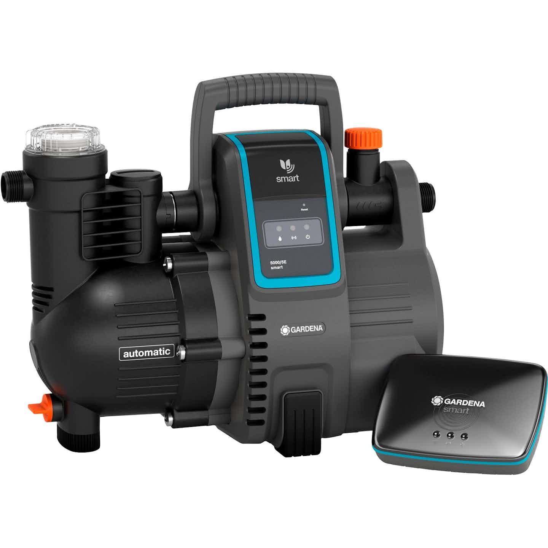 Gardena Hauswasserautomat Smart Pressure Set