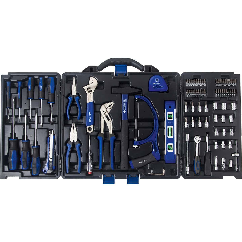 LUX Werkzeugkoffer 89-teilig