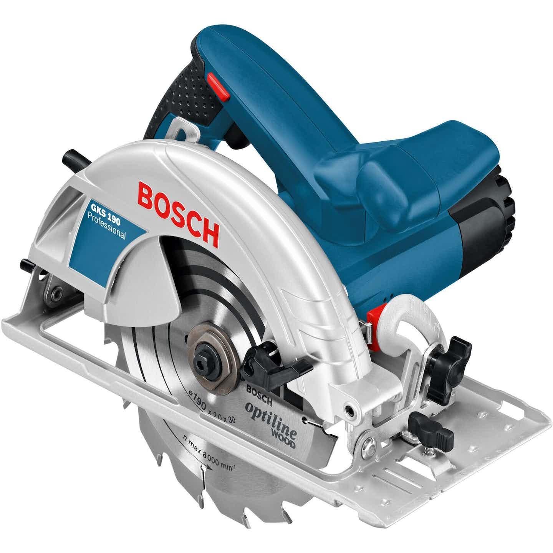 Bosch Professional Handkreissäge GKS 190 1.400 W