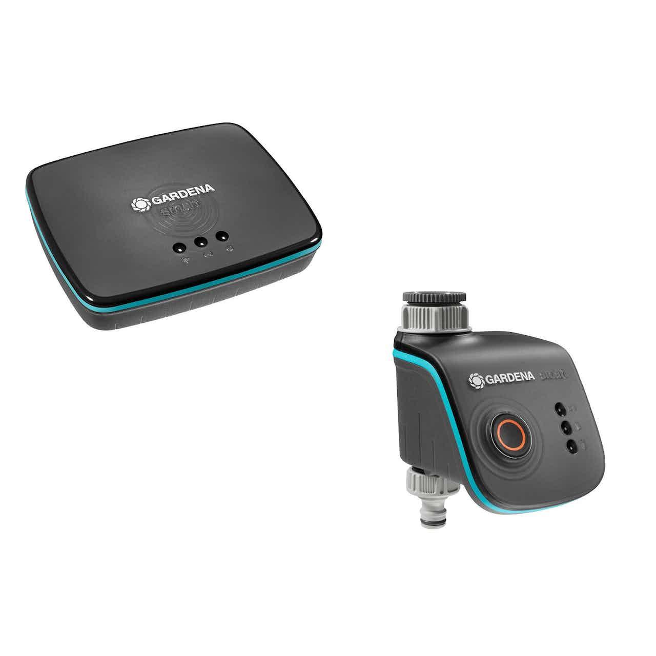 Gardena Bewässerungscomputer Smart Water Control Set