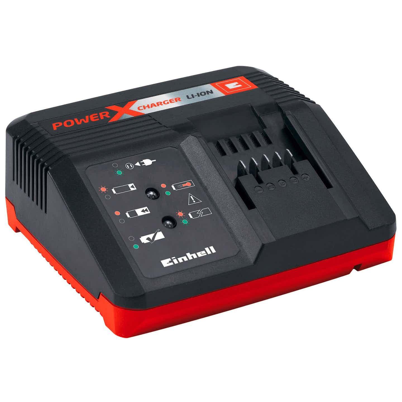 Einhell Power X-Charger 18 V System-Schnellladegerät