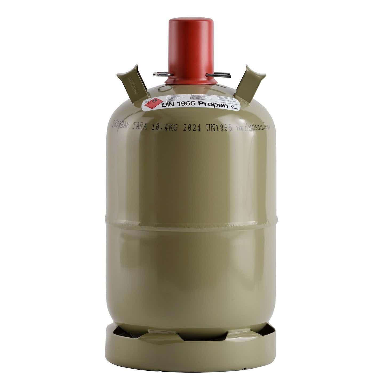 Propanfüllung 11 kg für Eigentumsflasche
