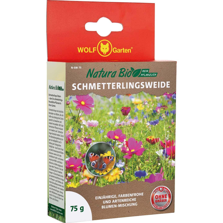 Wolf Schmetterlingsweide Natura Bio 75 g