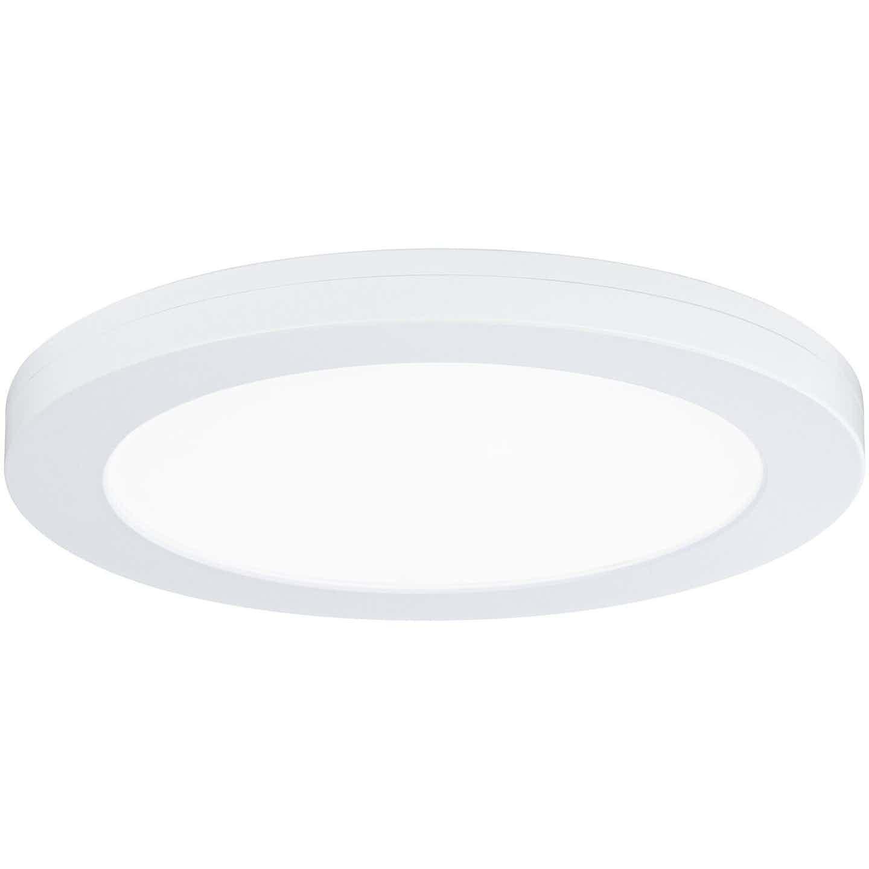 Paulmann flexibles LED-Ein/Aufbaupanel Cover-it mit Sensor Weiß matt rund Ø225mm