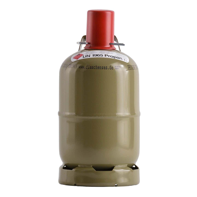 Propanfüllung 5 kg für Eigentumsflasche