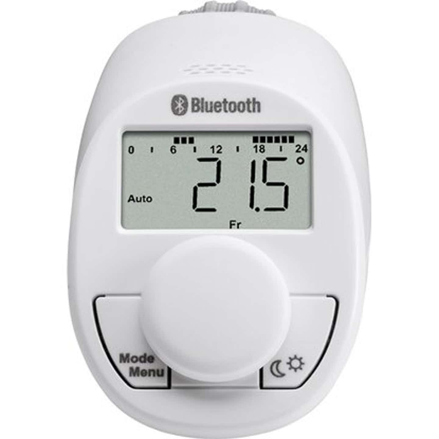 Eqiva Heizkörper-Thermostat Bluetooth Smart