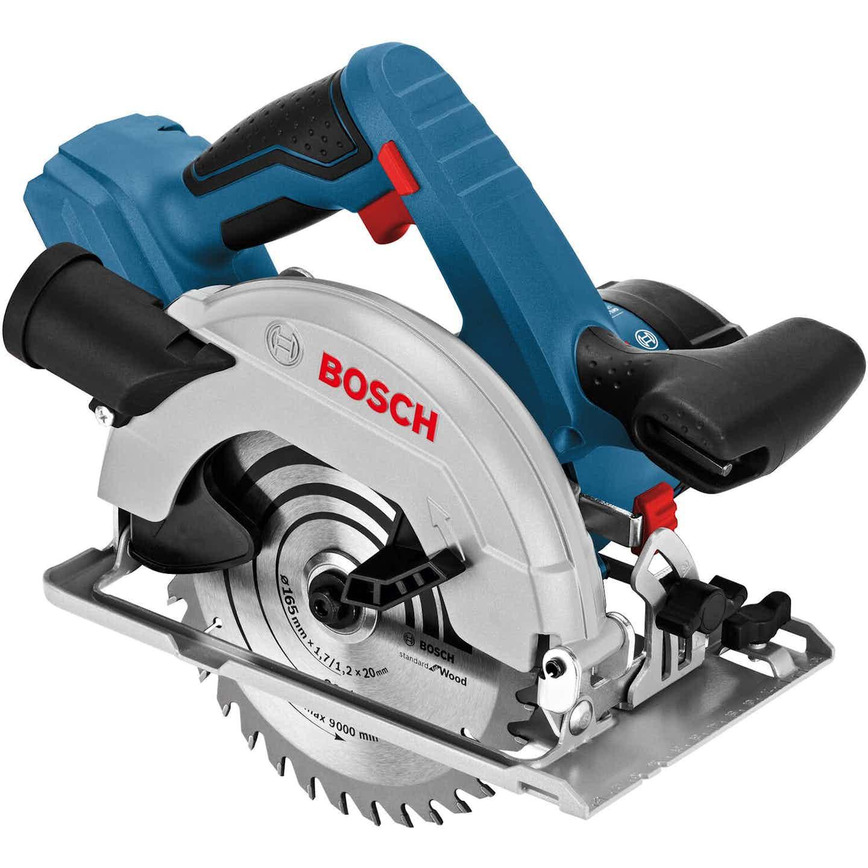 Bosch Professional Akku-Handkreissäge GKS 18V-57