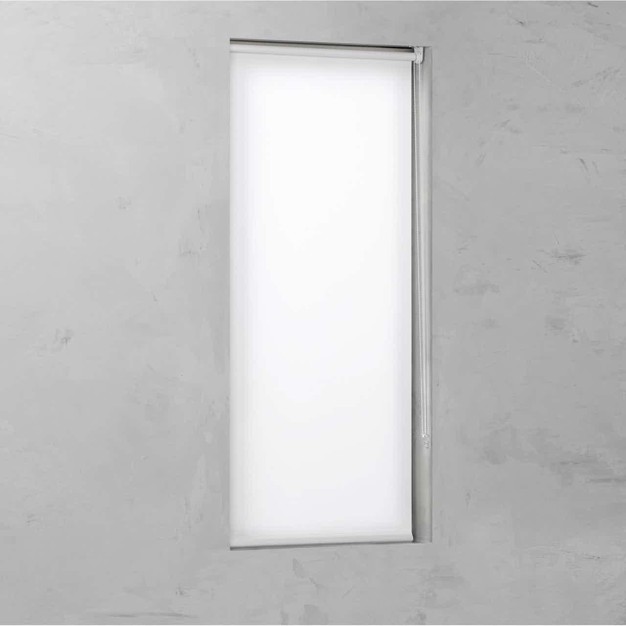 Cocoon Easy Fix Rollo Tageslicht Weiß 60 cm x 150 cm