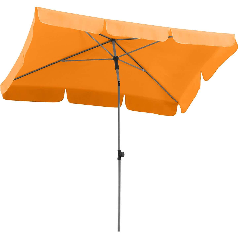 Schneider Sonnenschirm Locarno Mandarine 180 cm x 120 cm