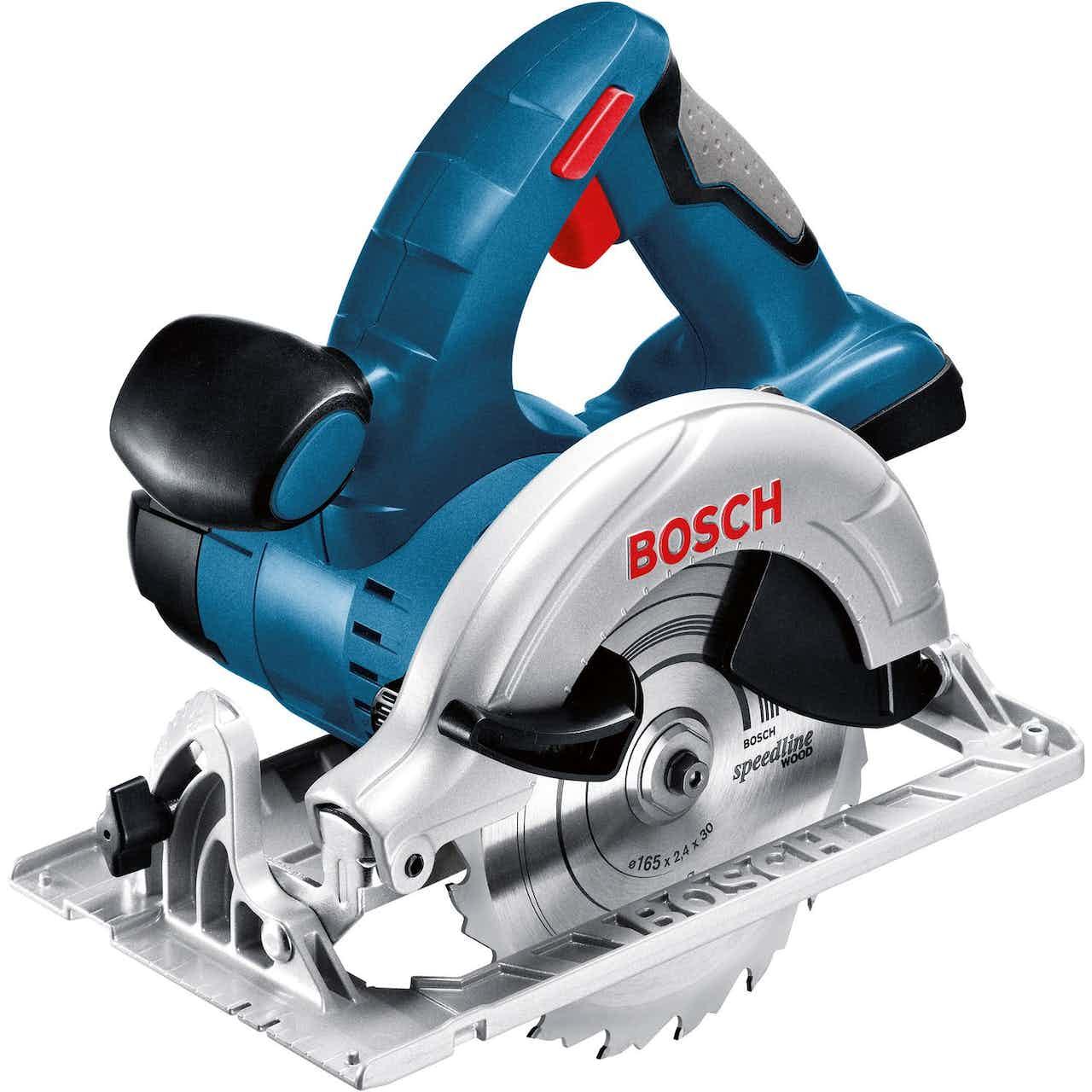 Bosch Professional Akku-Kreissäge GKS 18 V-LI Solo