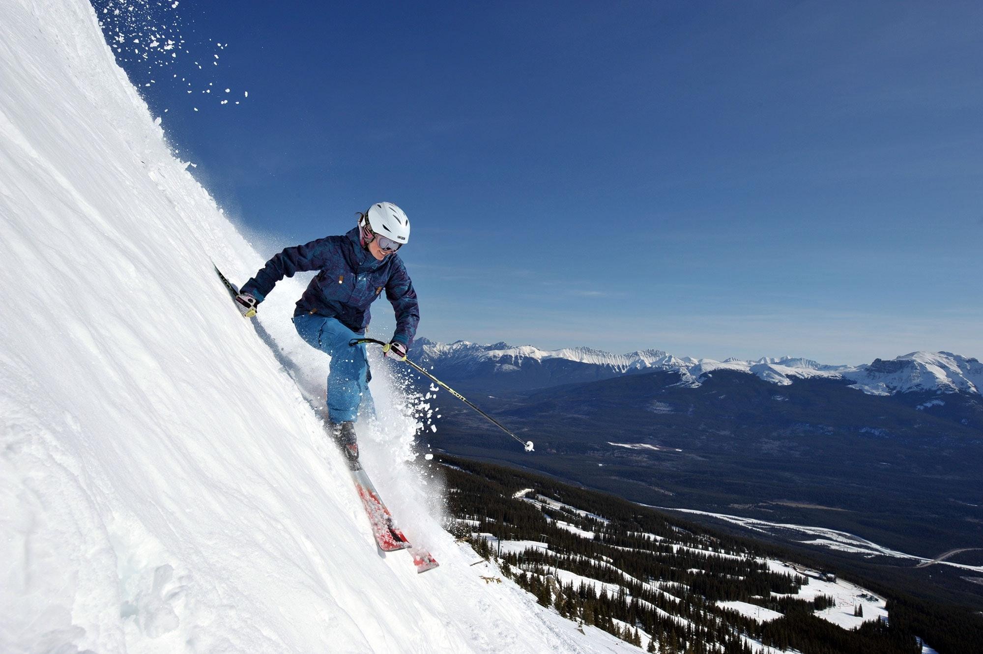 Skifahren in Kanada