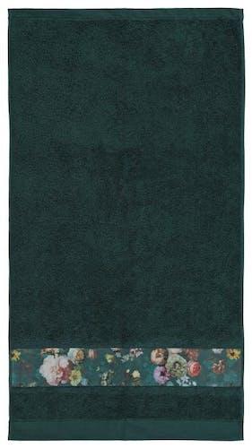 ESSENZA Fleur Handtuch Dark Green