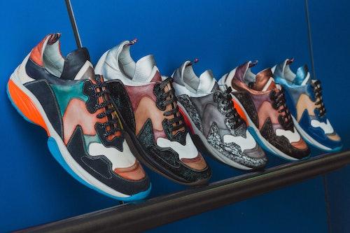 Sneakers Melvin & Hamilton