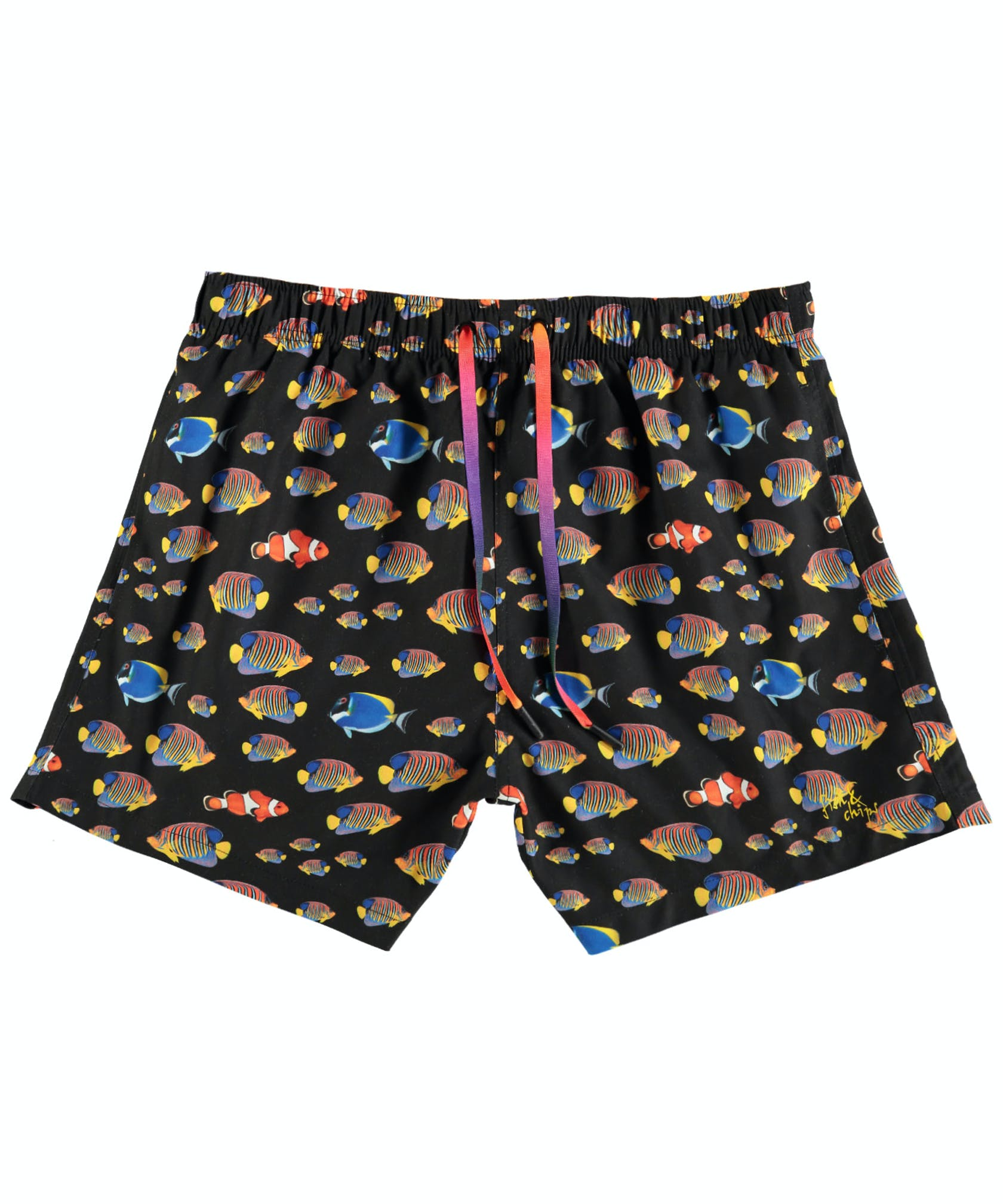"RAGMAN Bade-Shorts ""Fisch"""