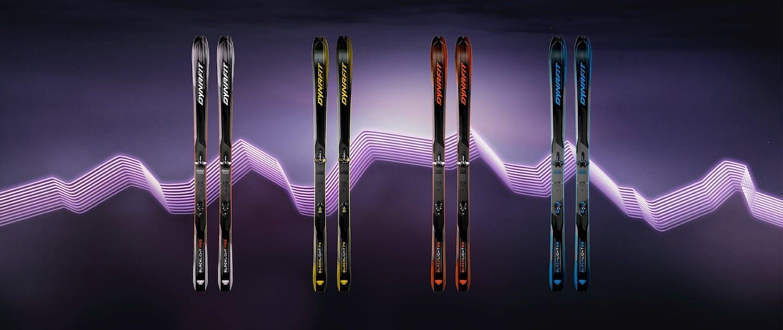 Blacklight Skitouring Ski von Dynafit