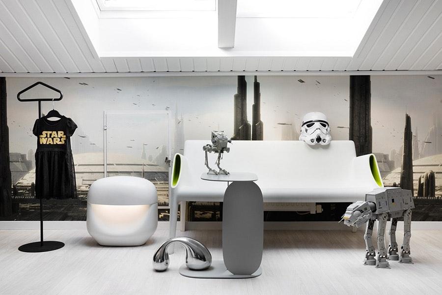 Star Wars - Coruscant Buildings 1