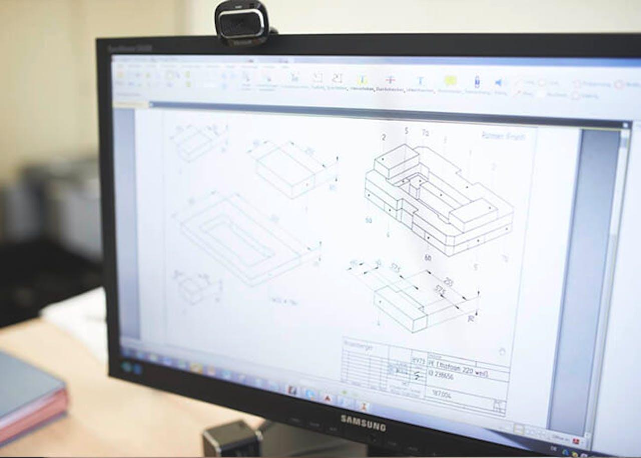 Planung Formteile am PC