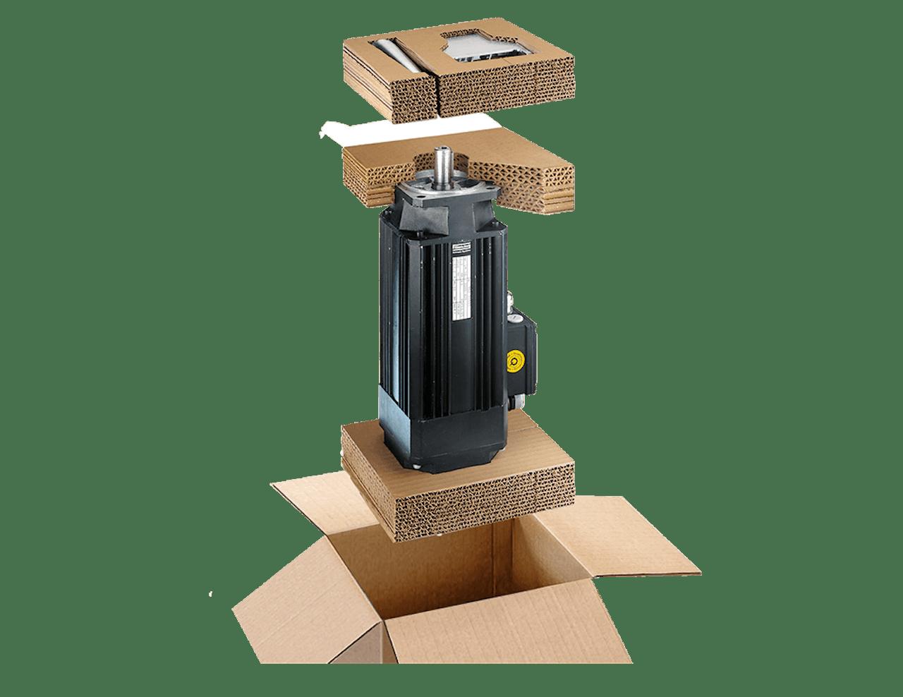 Einstoff Konstruktiv Verpackung