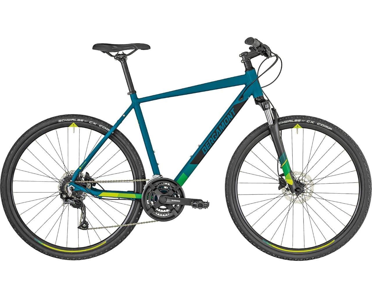 Bergamont Herren Trekking-Bike