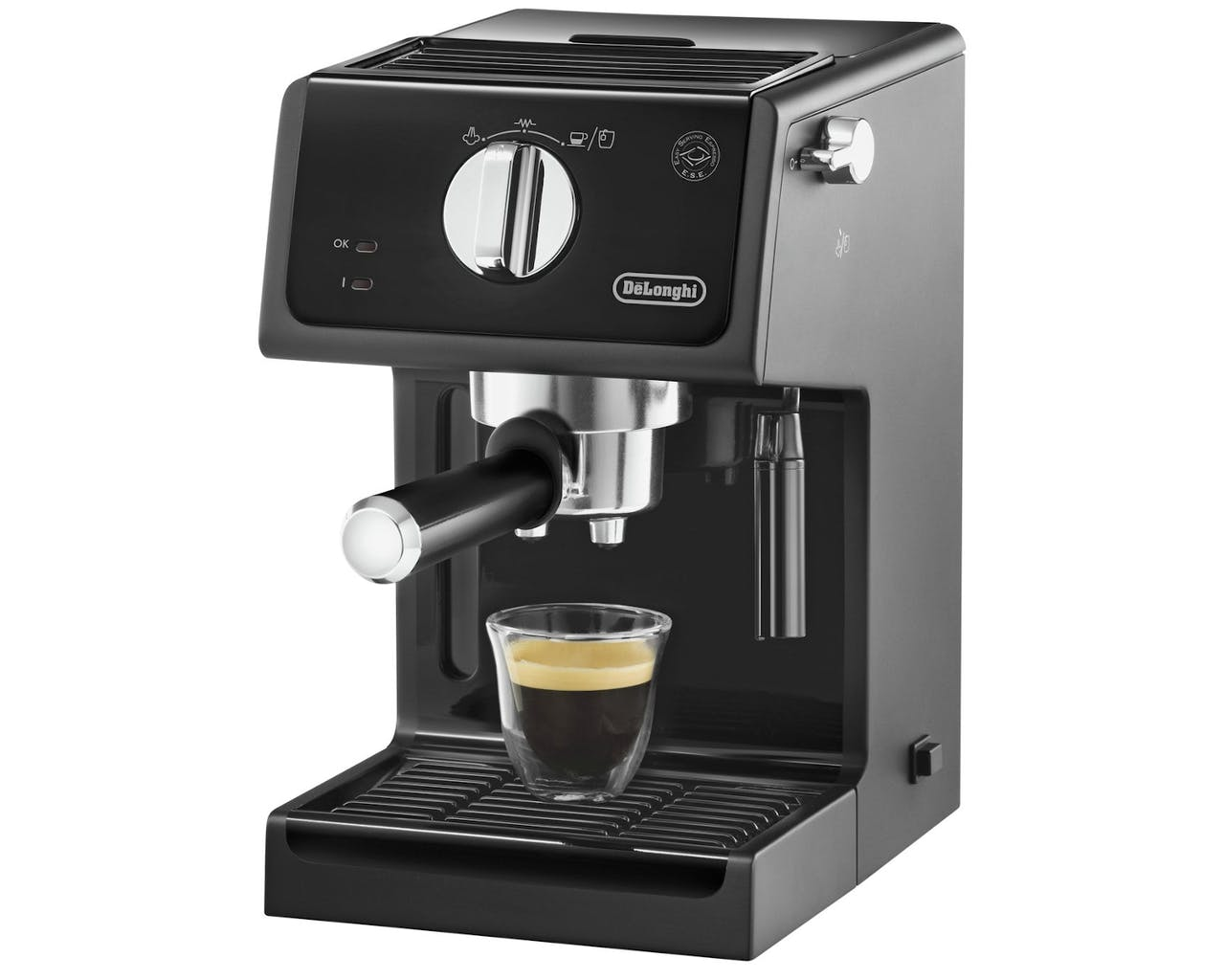 DeLonghi Espresso-Siebträgerautomat