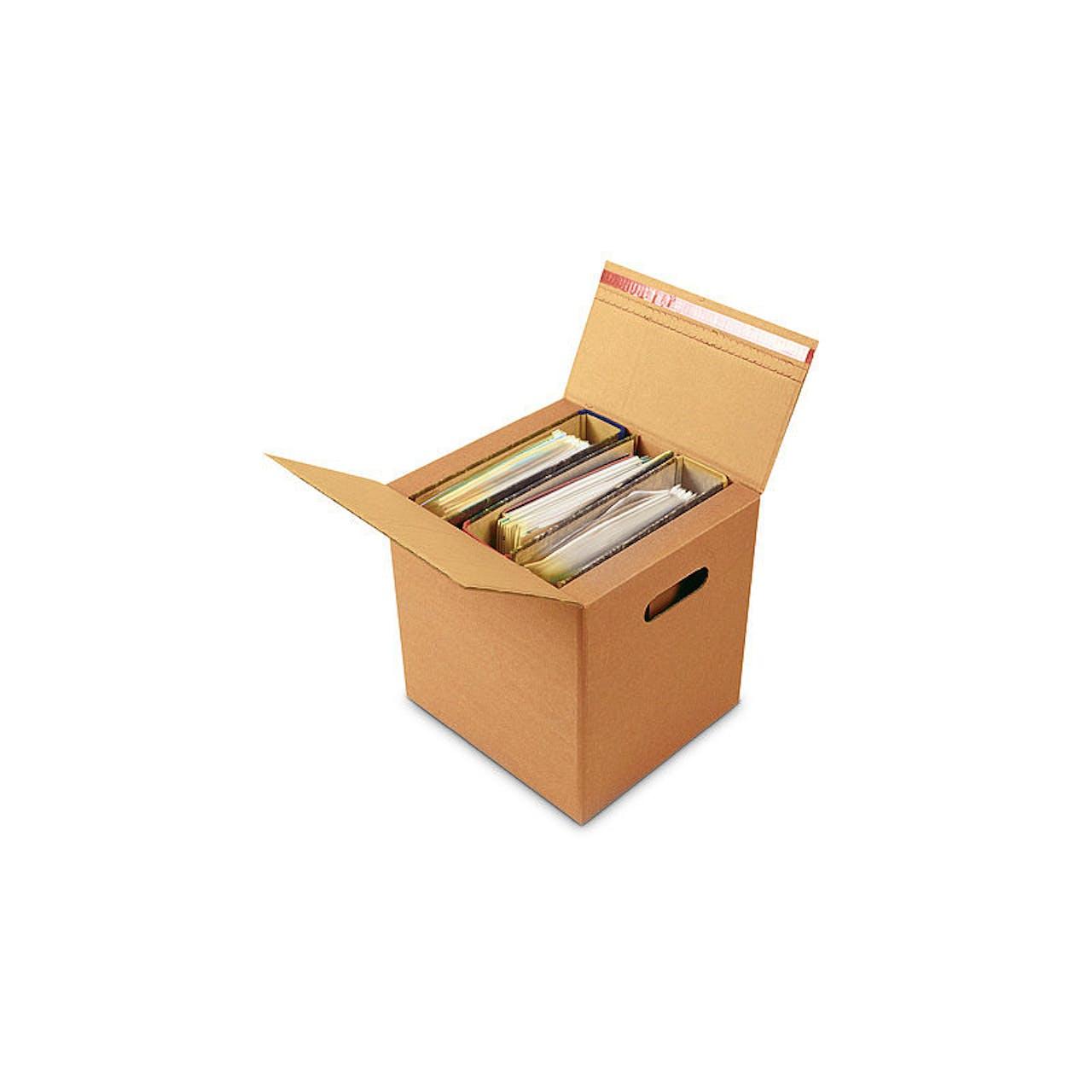 Ordner-Karton für 4–6 Ordner