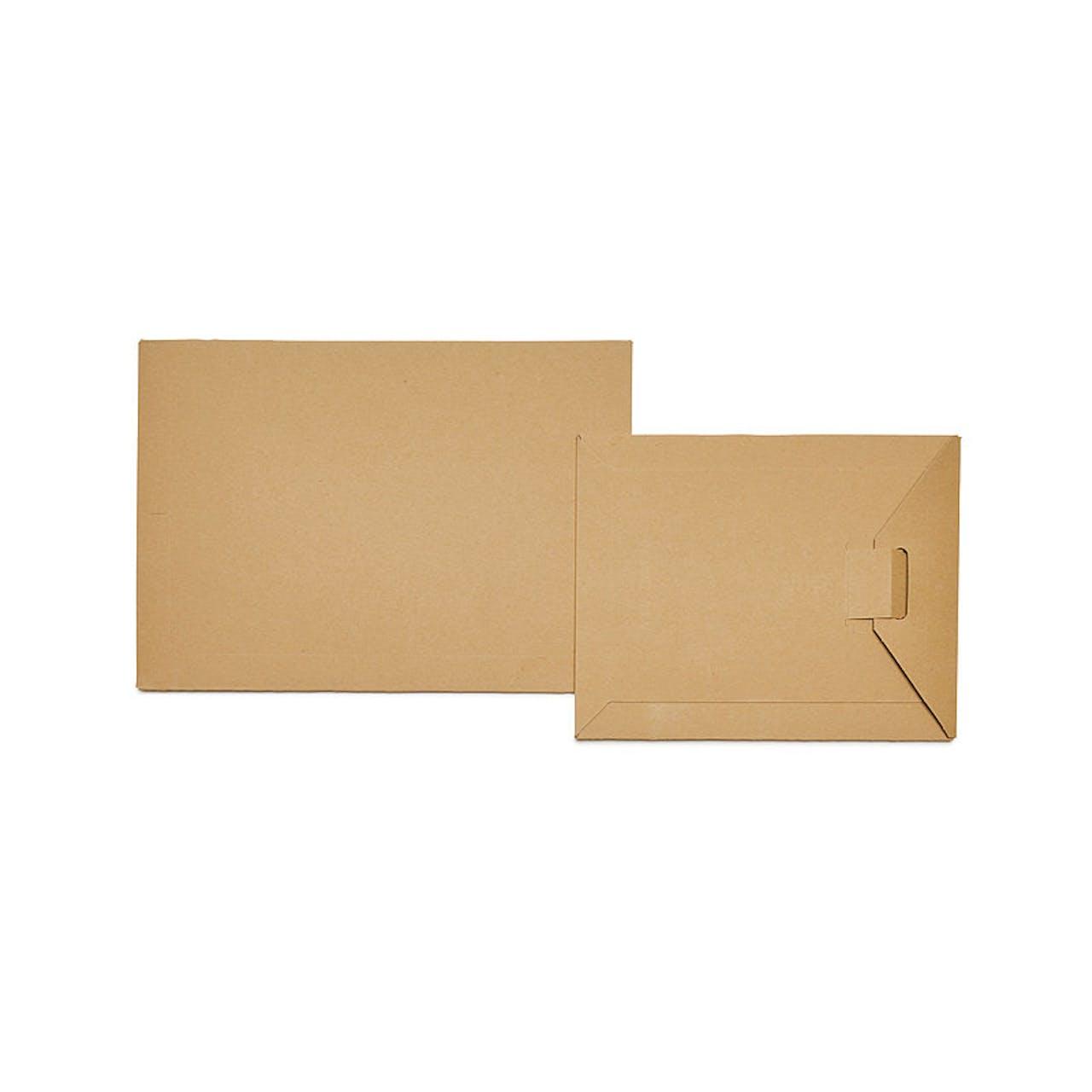 Kantenschutz-Versandtasche, 310 x 445 mm, DIN A3, 172 g, aus Vollpappe