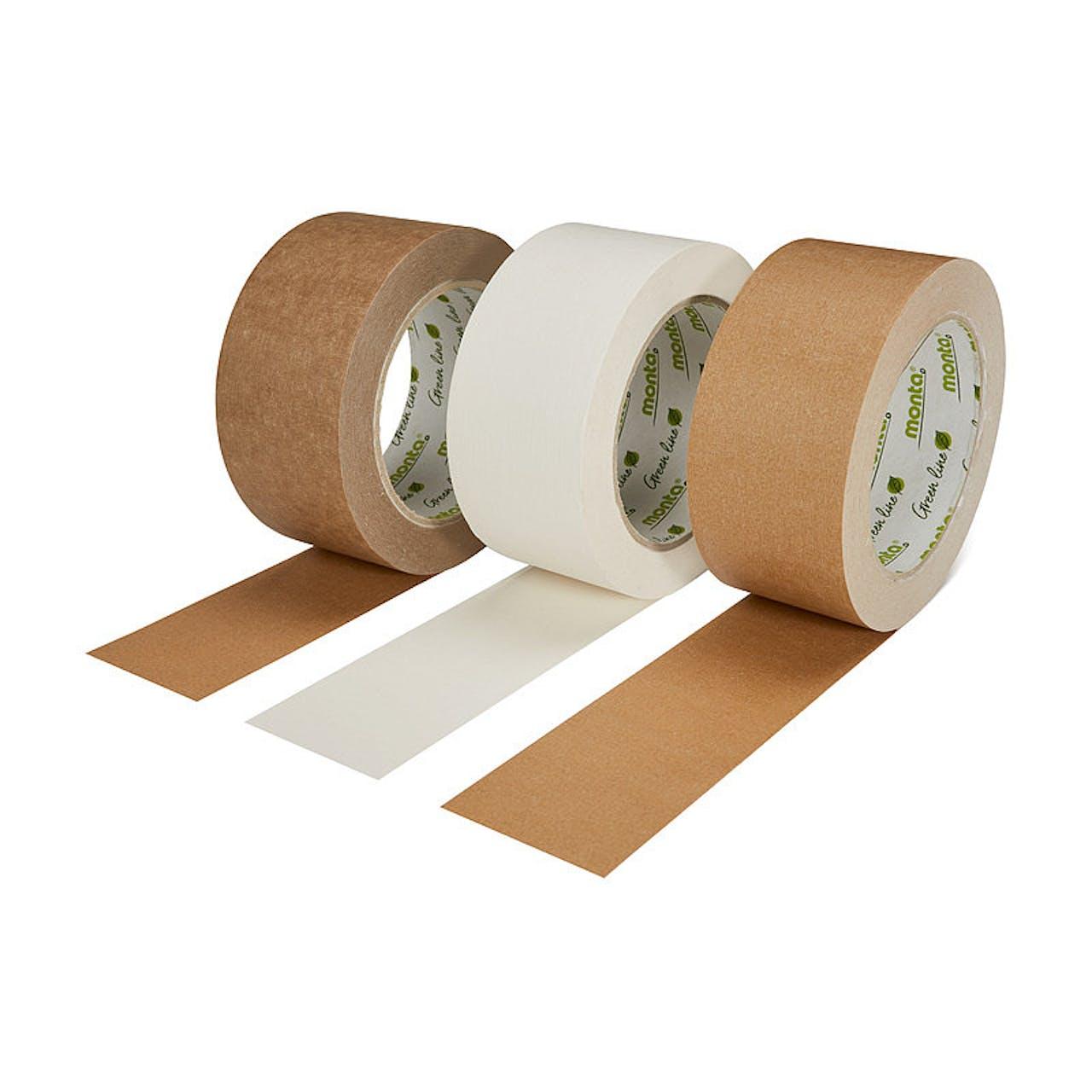 Packband monta® (Papier), nachhaltig