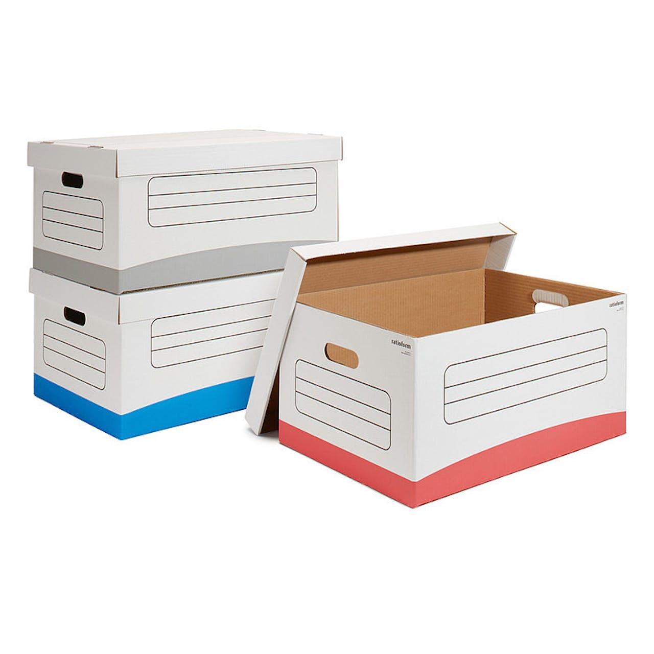 Archiv-Box Karton
