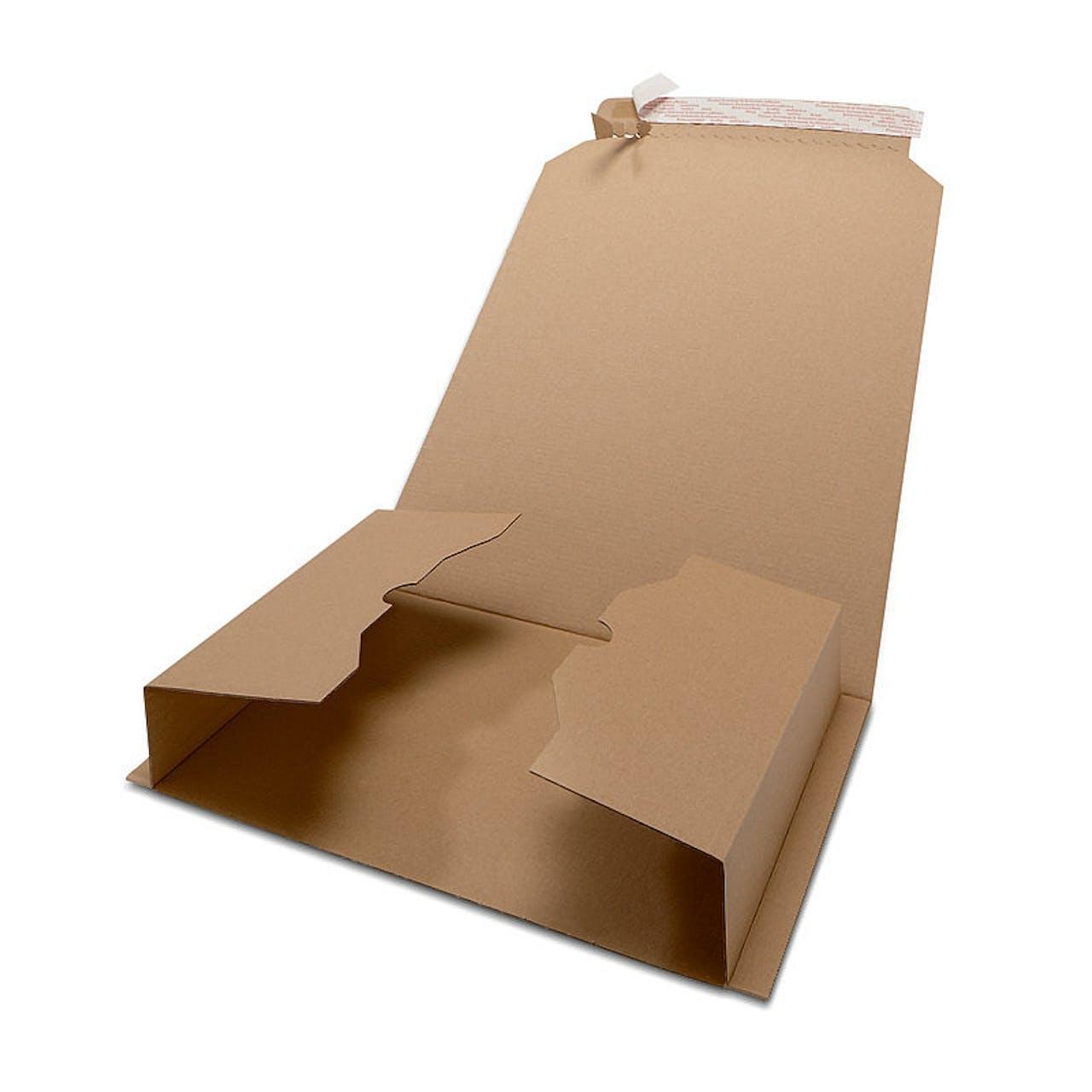 Buchverpackung ECONOMY