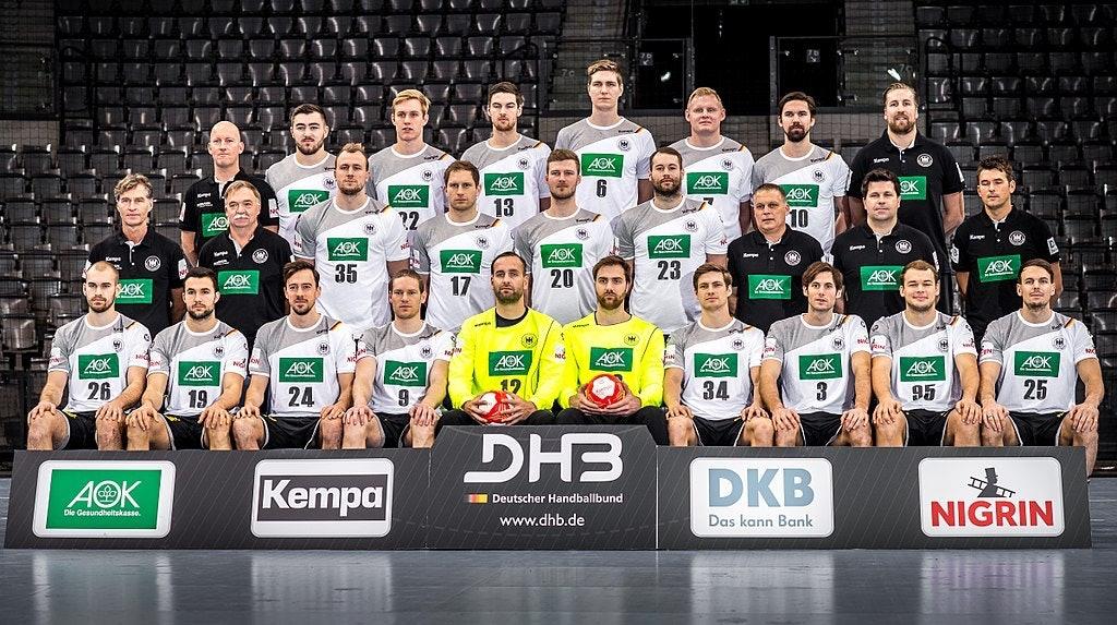 Deutsche Handball-Nationalmannschaft WM 2019