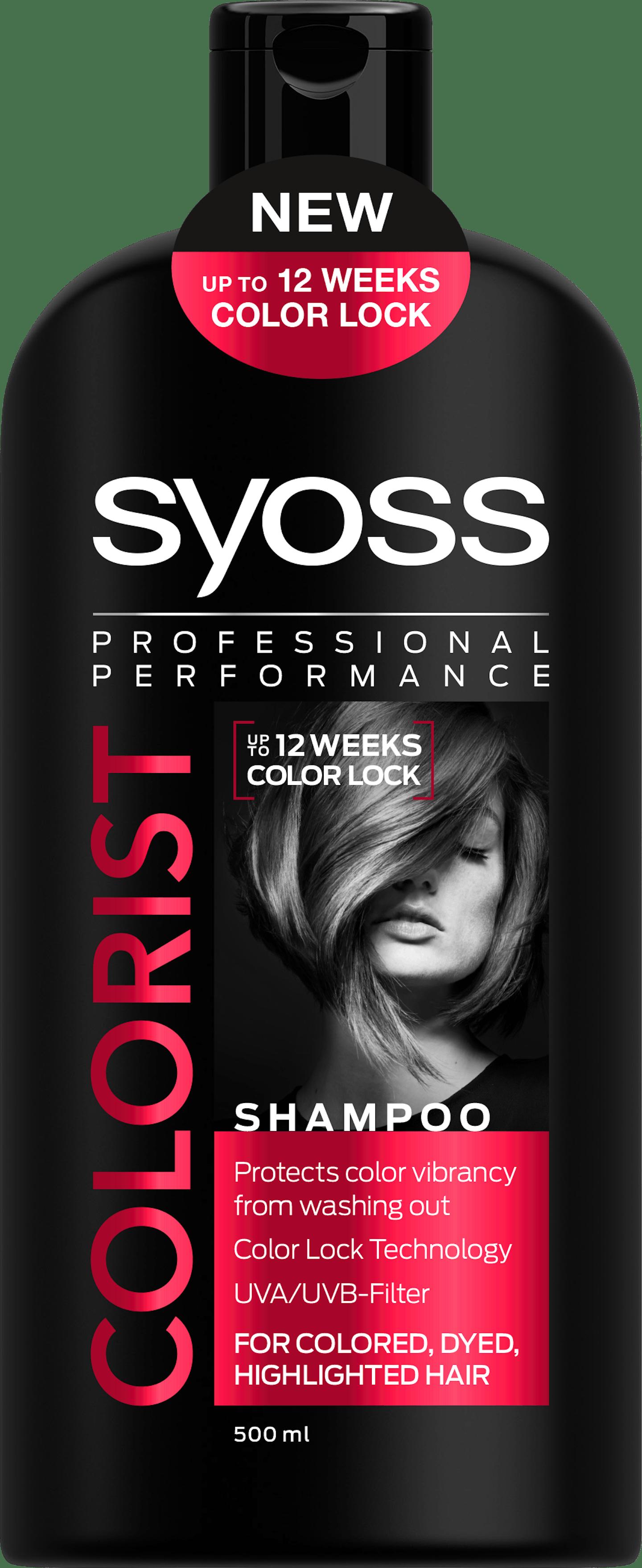 Syoss Colorist Shampoo
