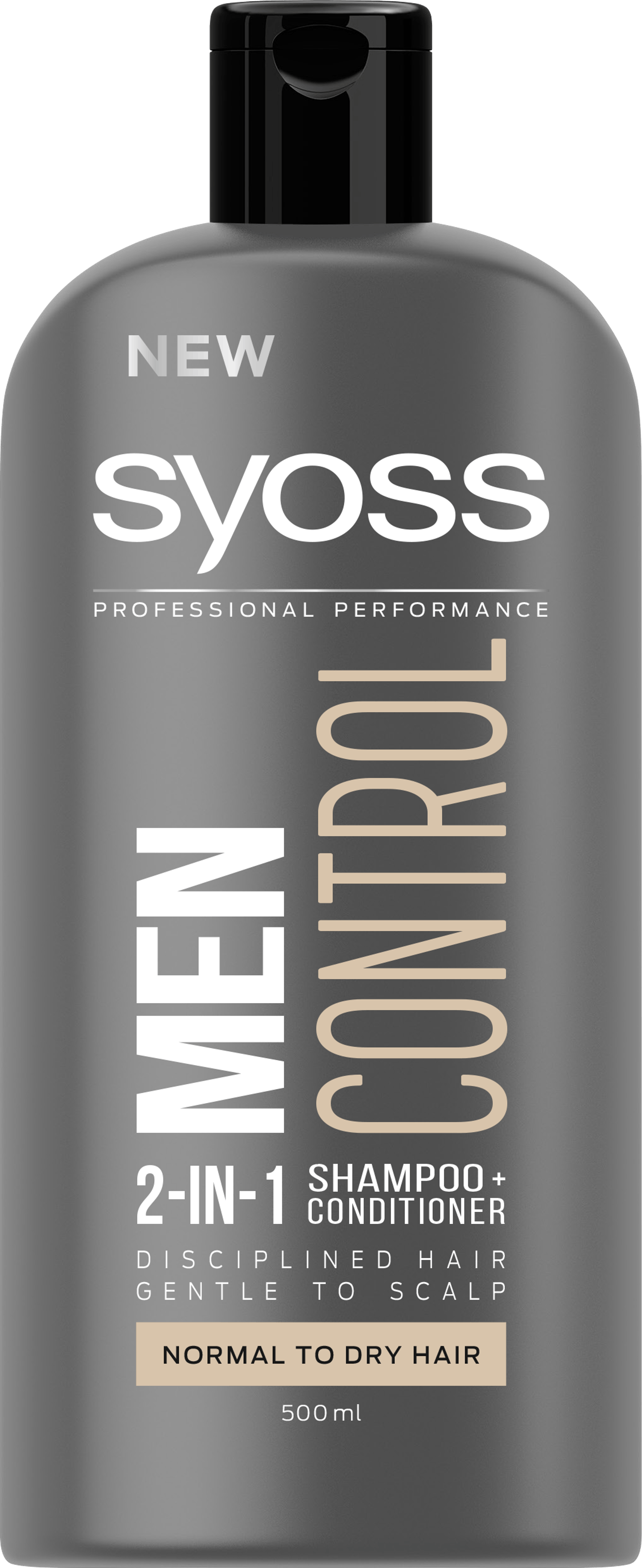 Syoss Men Control Shampoo