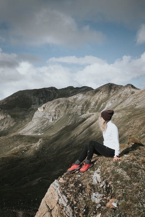 Berg, Wandern, Alleine wandern, SportScheck, Outdoor
