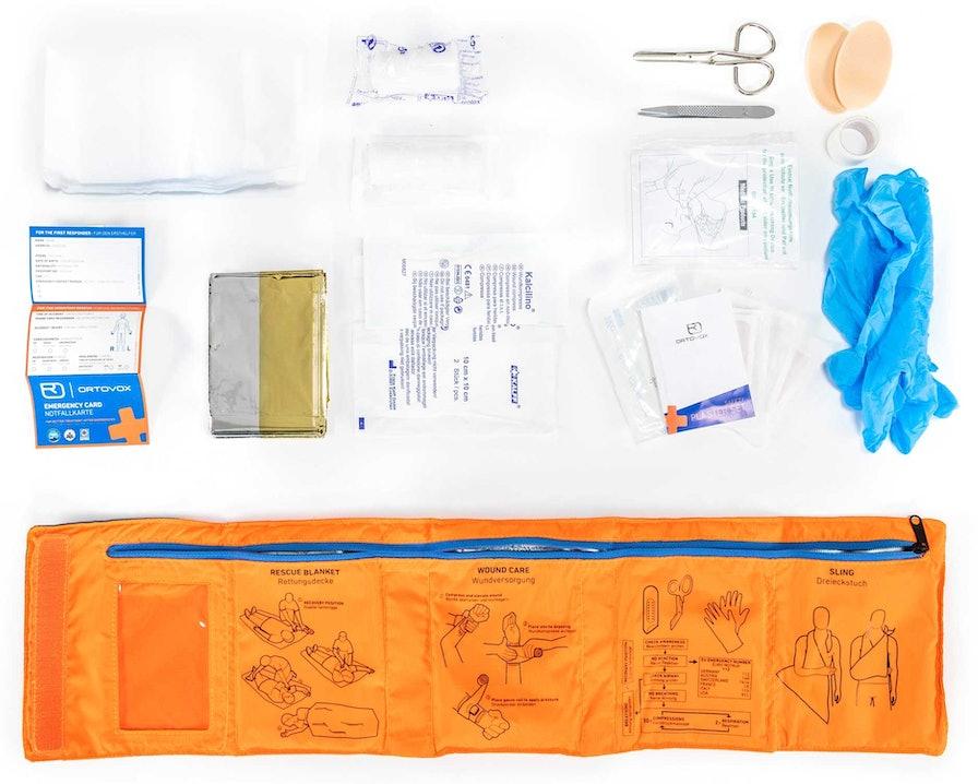 Ortovox First aid Roll Doc - Erste-Hilfe-Set