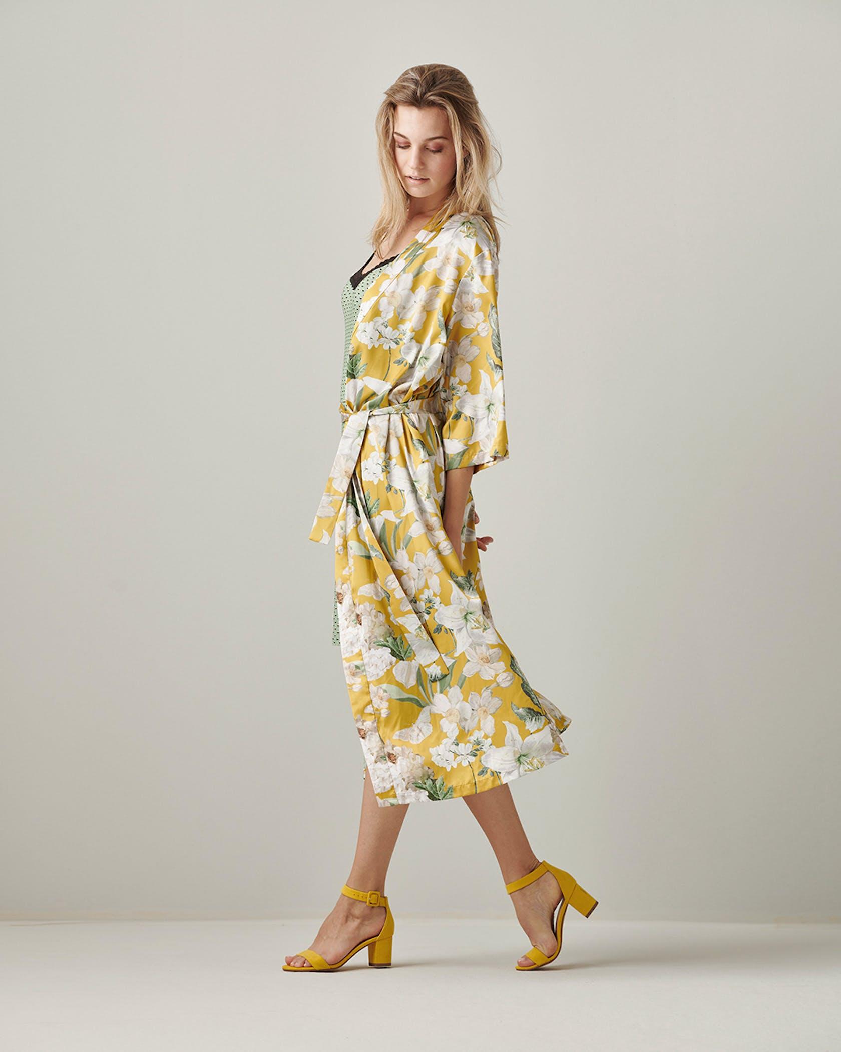 ESSENZA Ilona Rosalee kimono