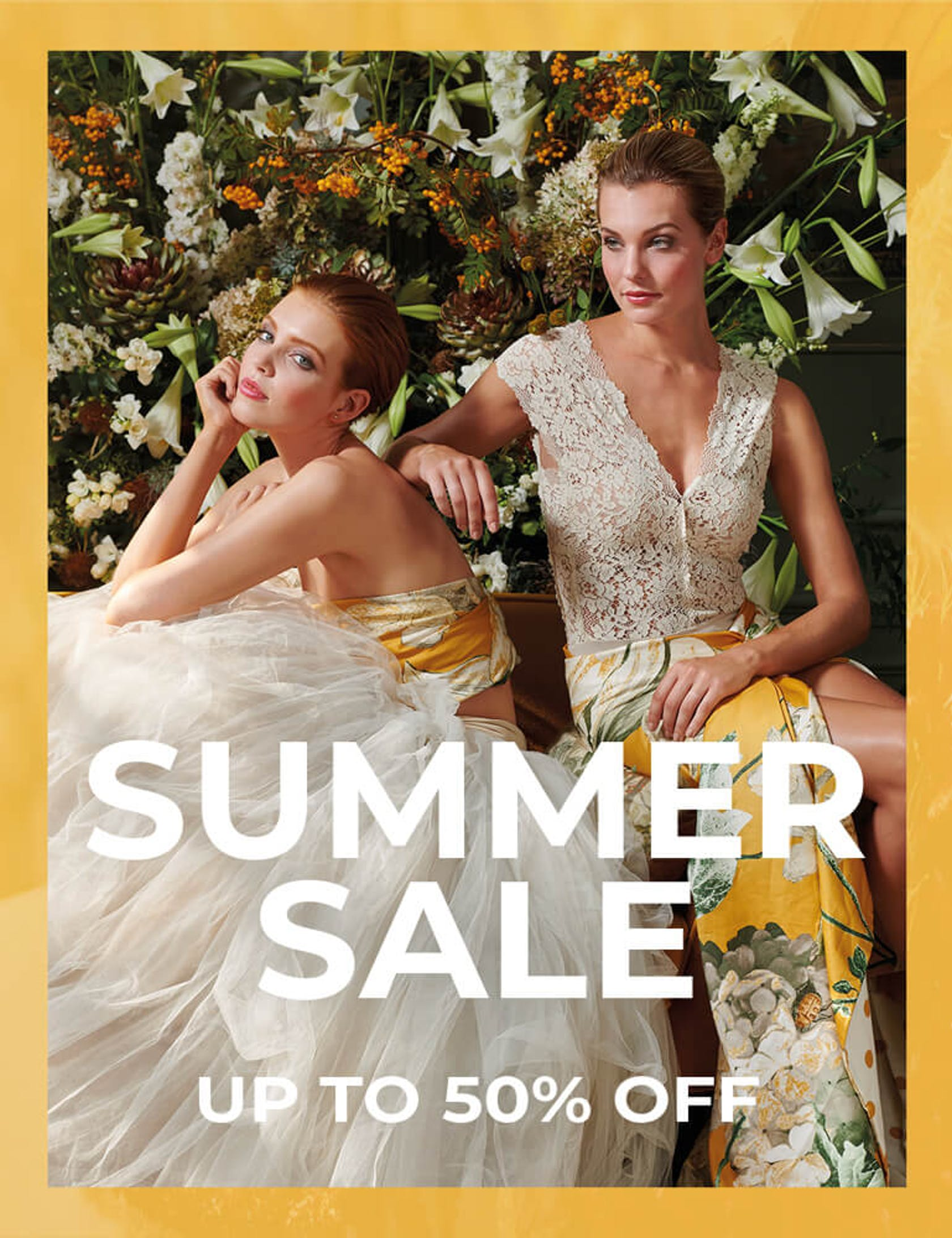 ESSENZA HOME - Summer Sale - up to 50% off
