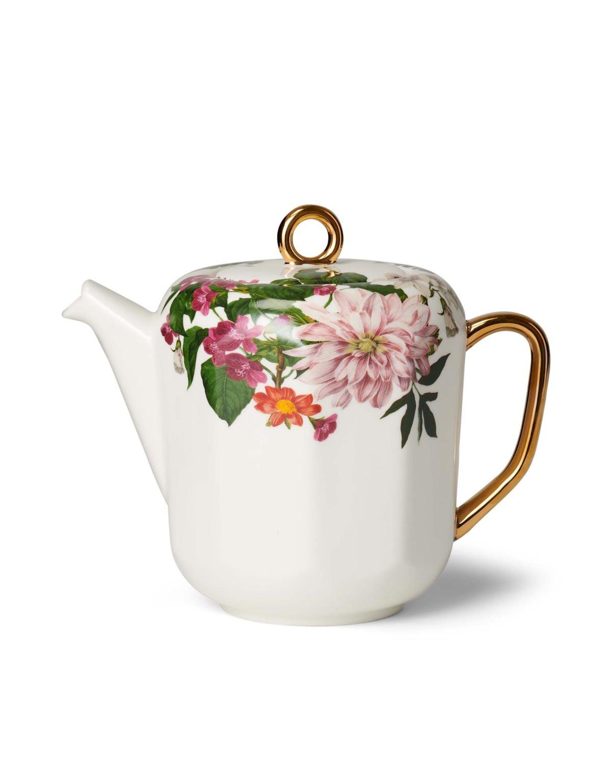 ESSENZA Gallery Tea pot Off white