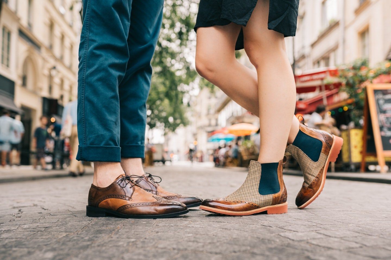 Trend Schuhe britisch-retro Melvin & Hamilton