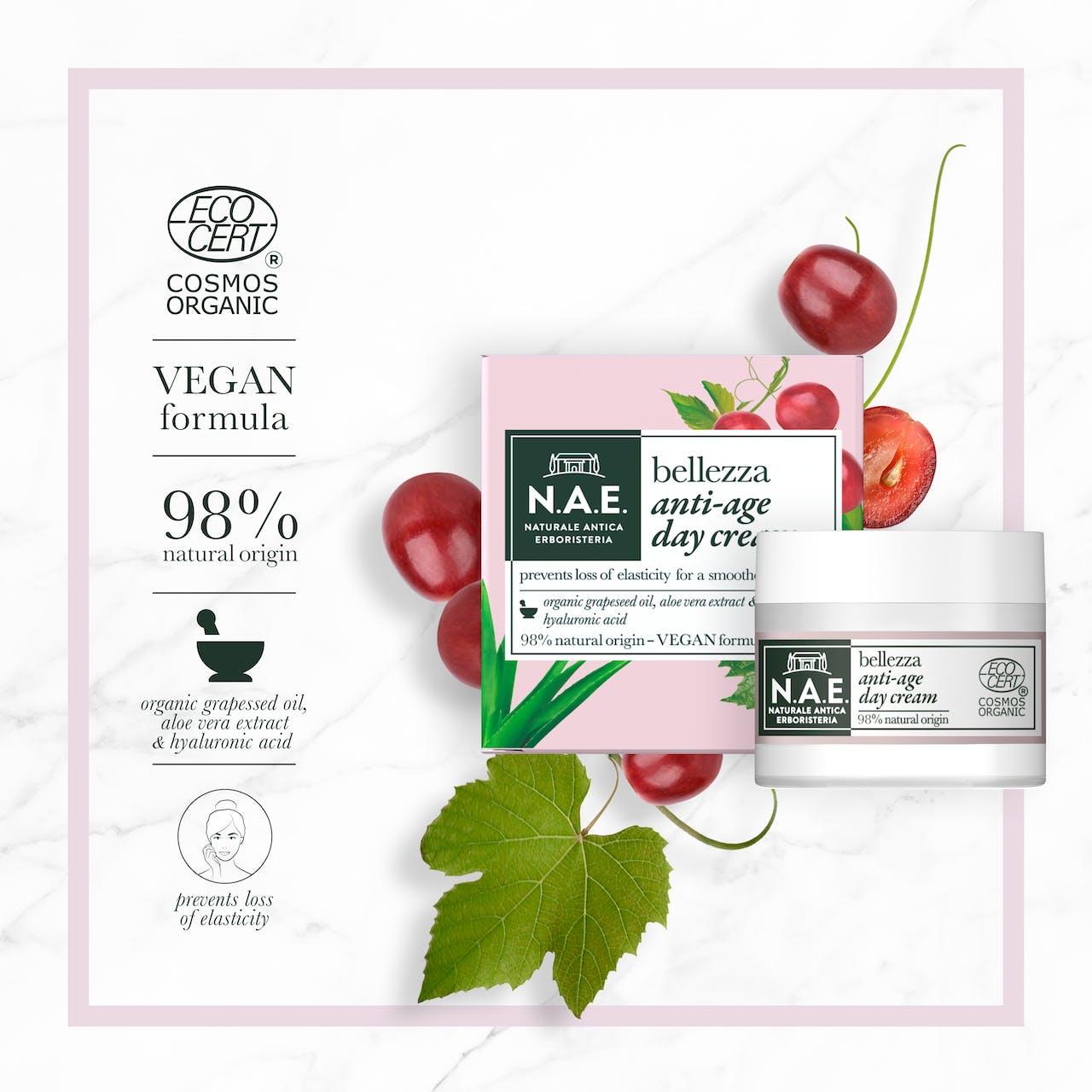 Anti-age Day Cream, 50ml