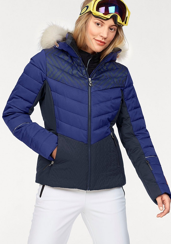 Trendige Icepeak Skijacke für Damen