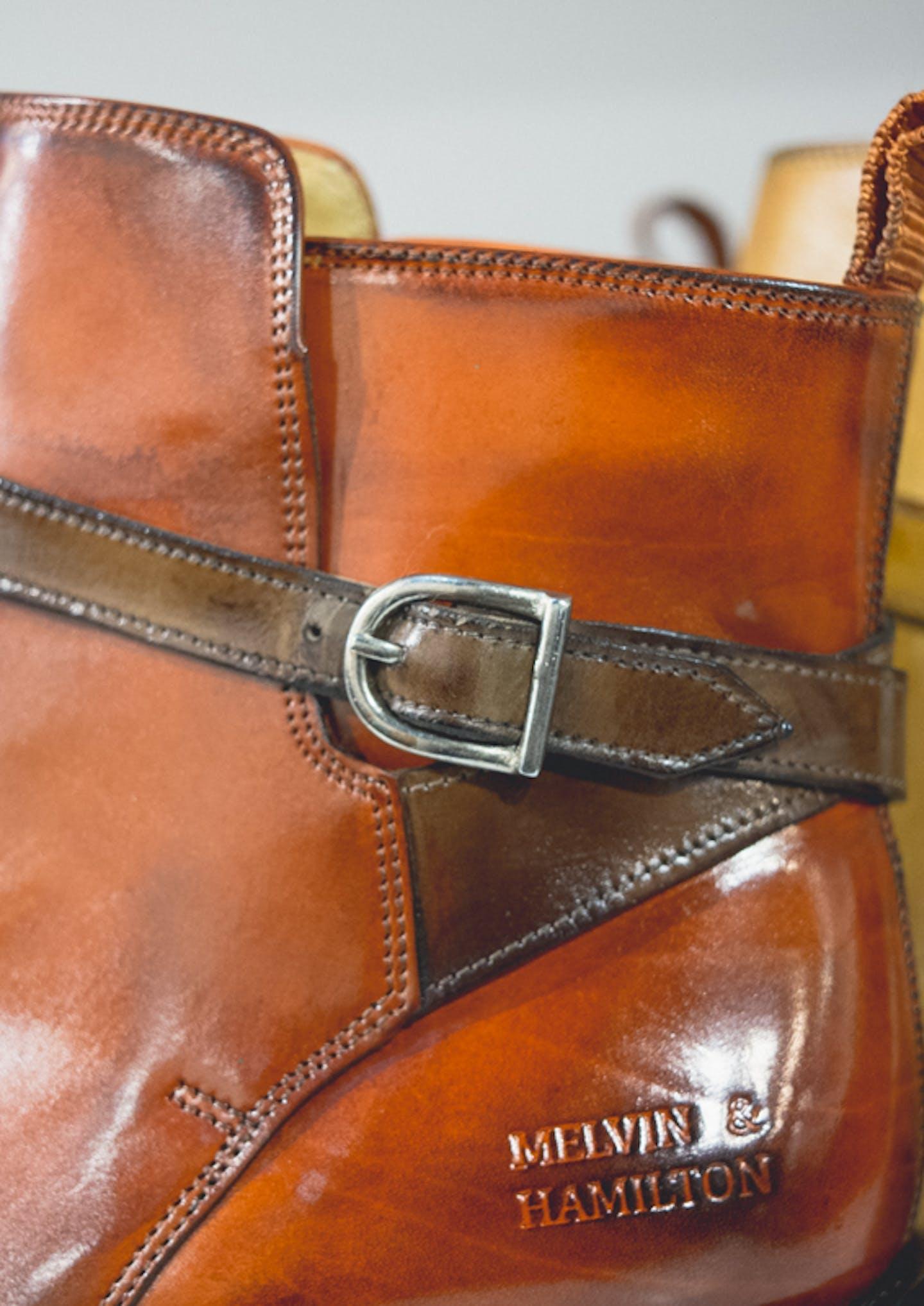 Herren-Jodhpur-Boots Melvin & Hamilton