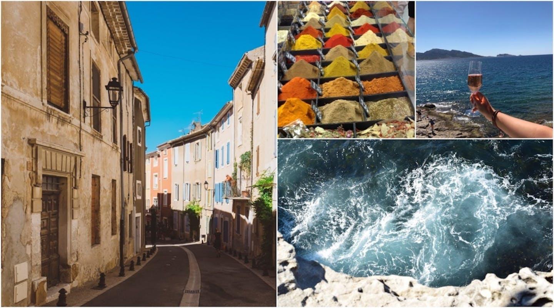 Inspirations Melvin & Hamilton - Sud de la France