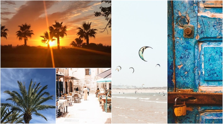 Inspirations Melvin & Hamilton - Le Maroc