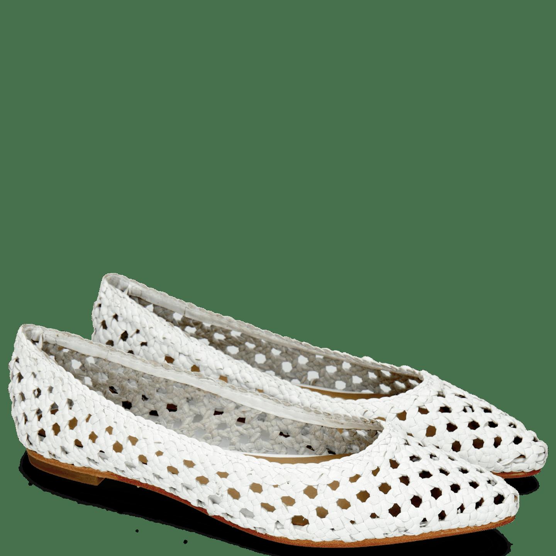 Alexa 16 Woven White