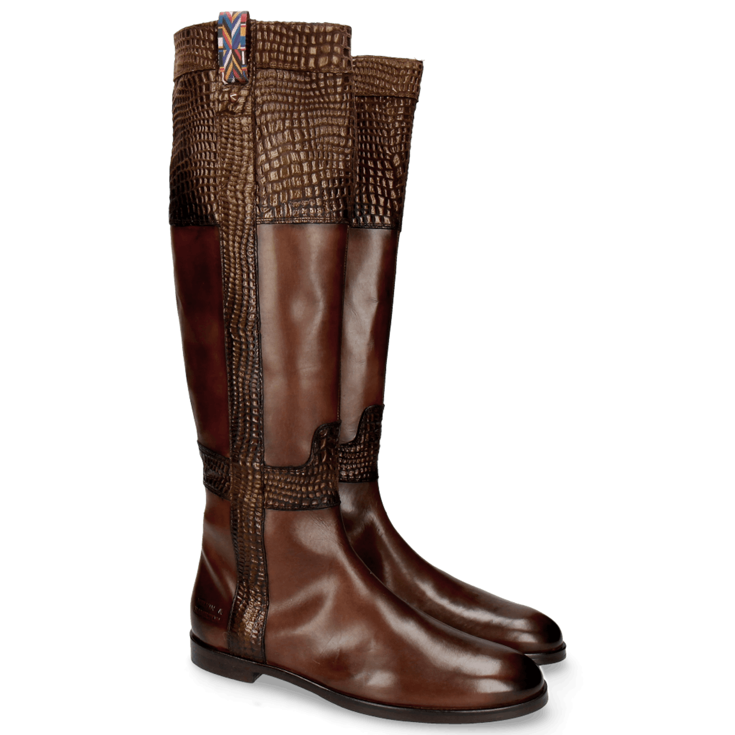 Susan 42 Mogano Wellington Gold Brown