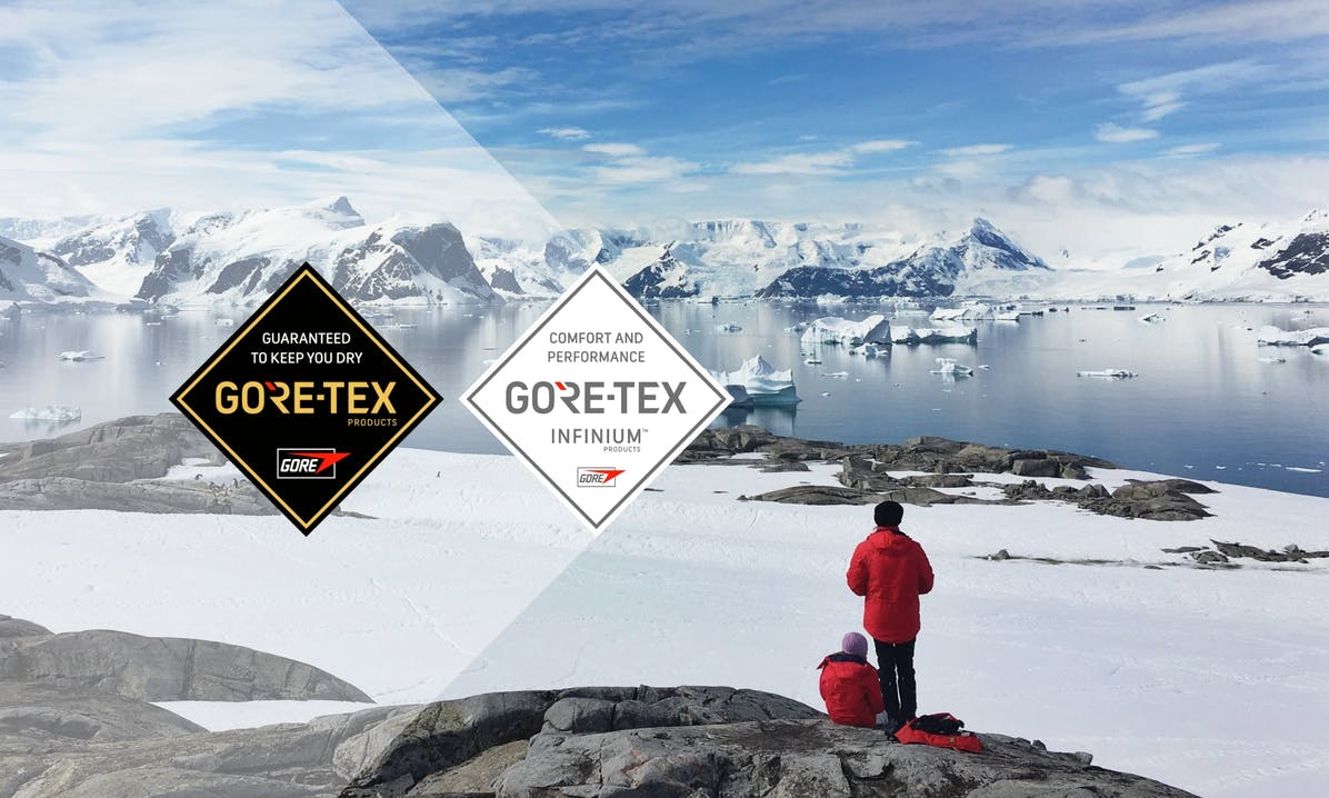 GORE-TEX tecnologie